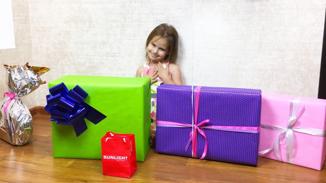 Лучший подарок ребенку 90