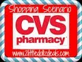 CVS Shopping Scenario How to Shop with Coupons 1/12/14 to 1/18/14