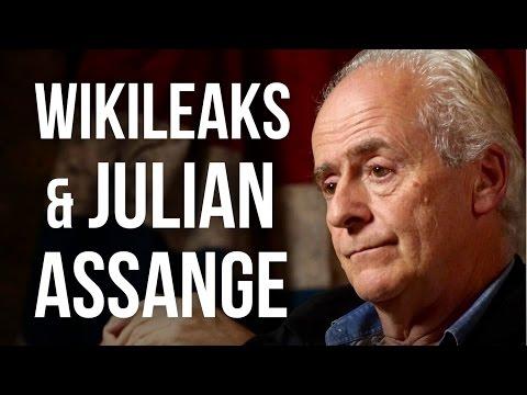 WIKILEAKS & THE AFGHAN WAR LOGS - Nick Davies on Julian Assange