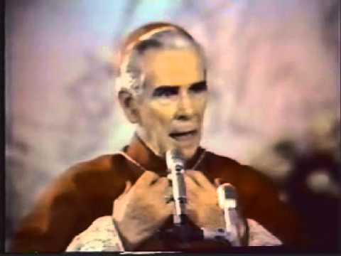 Confession - Venerable Fulton Sheen