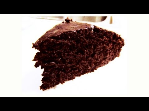 How to make Chocolate Yogurt Cake - Quick, Easy and Healthy Recipe