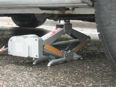 12 Volt Electric Scissor Car Jack