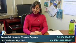 General & Cosmetic Dentistry Implants | Dr. Cuauhtemoc Borja DDS