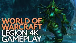World of Warcraft: Legion - 4K gameplay [max settings]