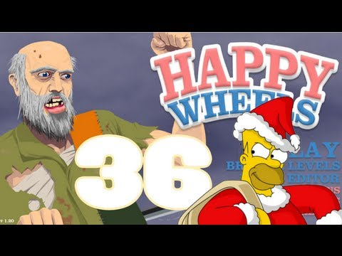 HAPPY WHEELS: Episodio 36