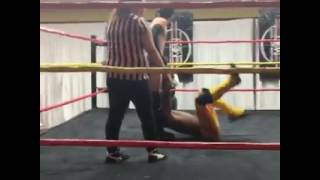 Prince Adonis and Dlow vs Marie storm and Jay Sosa