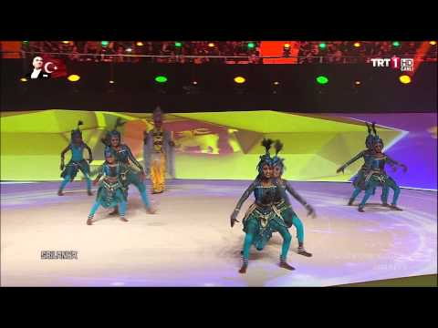 2015 APRIL 23 -  INTERNATIONAL CHILDREN'S DAY - SRI LANKA SHOW