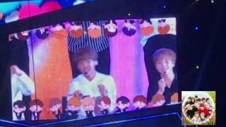 [Wanna One Showcon Fancam] Wanna One- Wanna Be (My Baby) 워너원- 워너비 직캠