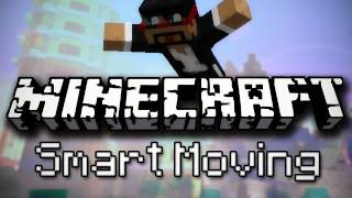 Minecraft Mods_ Climbing, Diving, Sliding and More! (Smart Moving Mod)