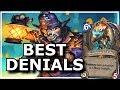 Hearthstone - Best Denials