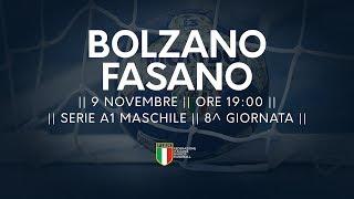 Serie A1M [8^]: Bolzano - Fasano 40-22