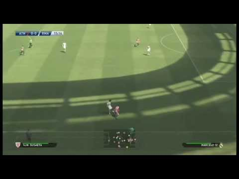 Athletic Bilbao 1 x 1 Real Madrid PES 2015 (Modo Estrela)