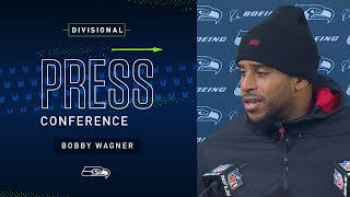Bobby Wagner Postgame Press Conference at Packers | 2019 Seattle Seahawks