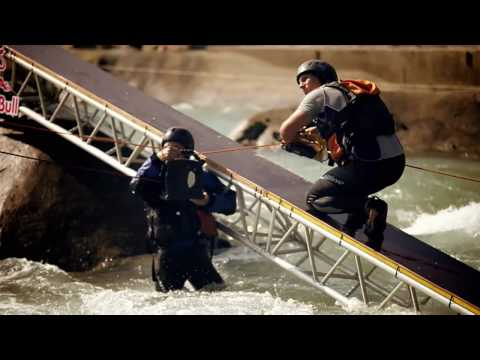 River wakeboarding in Slovenia - Red Bull Upstream