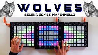 Download Lagu Selena Gomez, Marshmello - Wolves // Triple Launchpad Remix Gratis STAFABAND