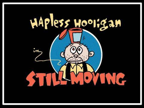 "Pilobolus & Art Spiegelman ""Hapless Hooligan in Still Moving"""