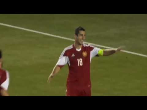Resumen de vs Guatemala Vs Armenia 1-7