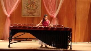 UMusic 2015 fundraising concert Irene played Gitano by Alice Gomez
