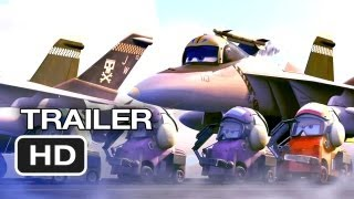 Planes Official Trailer #1 (2013) - Dane Cook Disney Animated Movie HD