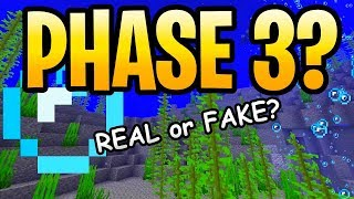 Minecraft Update Aquatic Phase 3  REAL OR FAKE? PE, PS3, PS4, Xbox 360 & Wii U