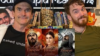 Panipat Trailer REACTION!! | Sanjay Dutt | Arjun Kapoor