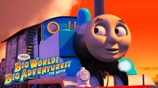 Big World! Big Adventures! The Movie 🎵 Sing Along Compilation 🎤| Thomas \u0026 Friends UK | Songs
