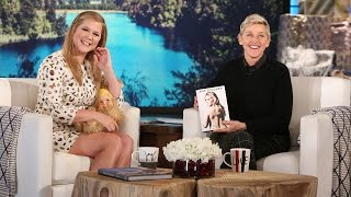Amy Schumer Talks Kate Hudson, Lesbian Bars and Stuffed Animals
