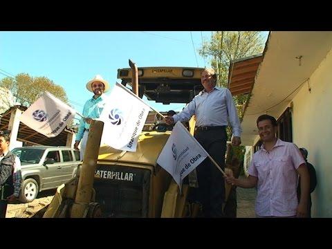 Rehabilitación de acceso a la autopista, Valle de Bravo
