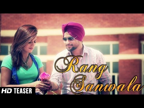 "Randhawa Music Presenting ""Rang Sanwala"" New Punjabi Song By ""Gaurav Sandhu"" Whose Lyrics Are also Penned By Sukh Daliri And Music Is given by R S Raja. � Su..."