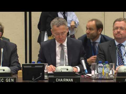 North Atlantic Council in Resolute Support format, Foreign Minister Meetings, 20 MAY 2016