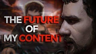 De-Platforming, My Twitter Ban & Future Content
