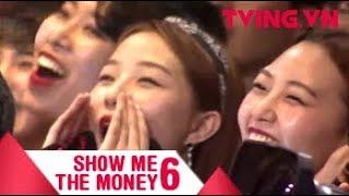 (Vietsub) SHOW ME THE MONEY 6 | Lần đầu nghe diss nhau mà buồn cười vậy đấy