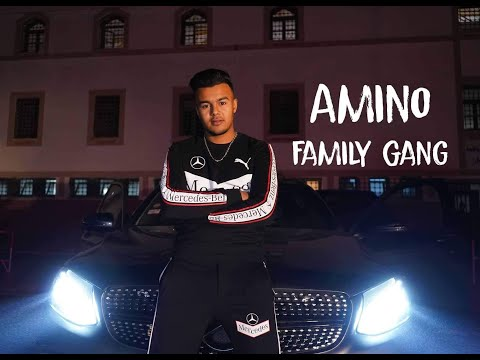 AMINO - Family Gang party 1 (Official Music Video)