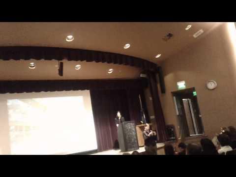 Fukushima NEWS,4/20/15 kevin D. blanch asking Lisa Ling about FUKUSHIMA COVER-UP and MEGAN RICE,