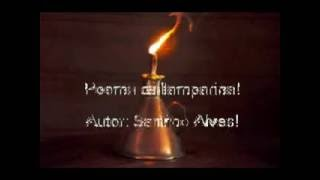 POEMA DA LAMPARINA  / AUTOR :  SANTINO ALVES /  INTÉRPRETE:   AMAURY