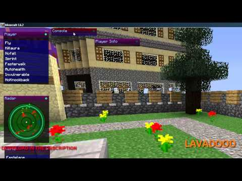 Minecraft Mod 1.6.2 Like Nodus Cheat Hack With Download Links
