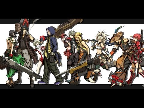 Learn about us as we play GodEater