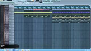 DBR - How to make electronic music - AVICII Style [FLP] [FL STUDIO]