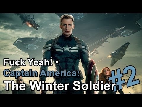 Captain America: The Winter Soldier • Fuck Yeah! #2