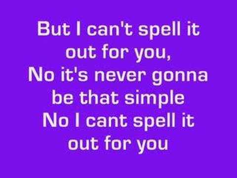 colbie caillat-realize w/ lyrics