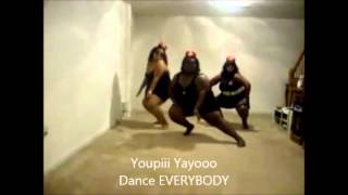 Youpiii Yayooo Dance hot (Everybody can dancing is on music) 2013