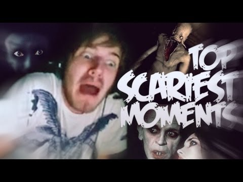[FUNNY] TOP SCARIEST MOMENTS OF GAMING! 100&#039;000 Subs Special! (Episode 6)