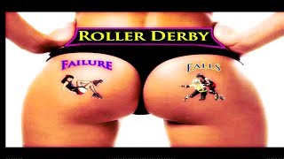 Roller Derby Exhibition Fails Open Grand Nord (