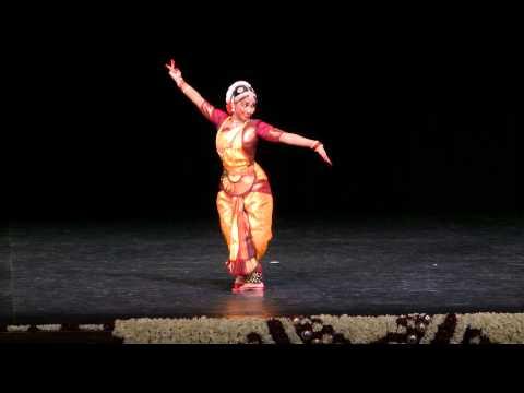 Abhilasha Gokulan Bharatanatyam Arangetram: Part 5 - Jathiswaram video