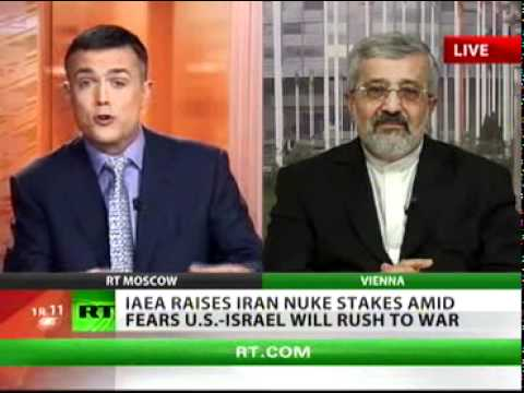Iran's envoy to IAEA: 'IAEA has not found a gram of military uranium in Iran'