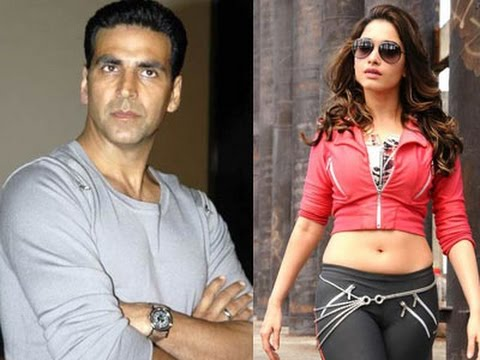 Akshay Kumar Tamannah Bhatia Hot in Its Entertainment | Hot...