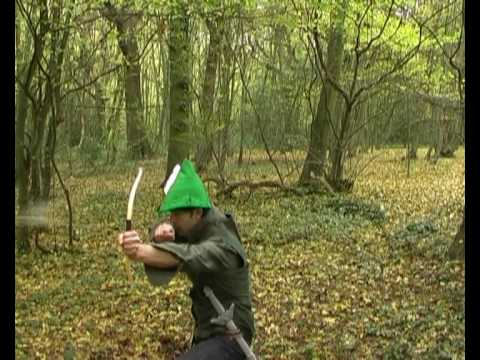 Robin Hood: Prince of Thieves (Done in 60 Seconds - Empire)
