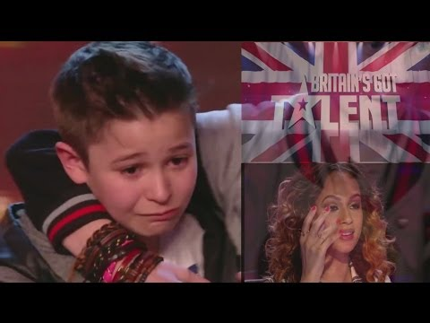 Garoto supera bullying e da show de talento - Bars Melody -hd720-legendado