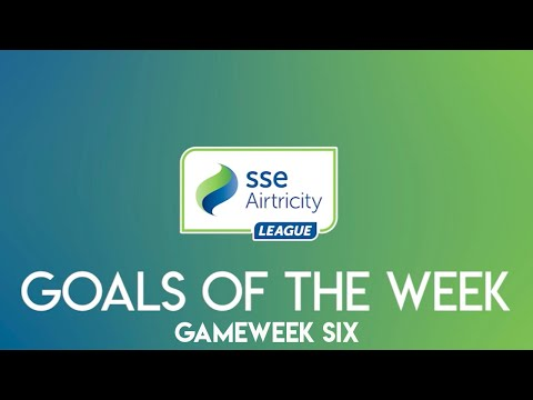 GW6: SSE Airtricity League - Goals of the week