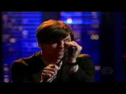 "Ryan Adams and The Cardinals - ""Two"" - Letterman"